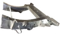 1/4 chassis arriere galvanisé discovery 2 td5/v8